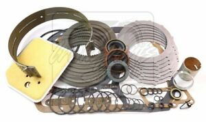 Fits Dodge A727 Transmission High Energy Deluxe Rebuild Kit Tf8 1962 70