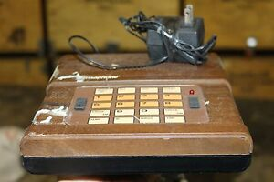 Sensaphone Model 1000 Vintage Home Montioring System With Power Cord