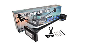 Hornblasters Mother Trucker Horn Black