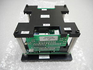 Svg Thermco 171699 001 I o Controller For 16 Cassette Carousel W cd Technologies