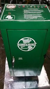 Four Season Ac Recover And Recycle Machine