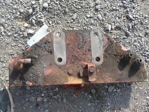 Allis Chalmers 180 185 Bracket For Quick Coupler Couplers 877