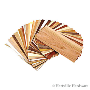 Veneer Variety Pack 20 Sq Ft