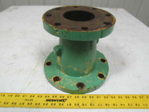 Stockham 125s 6 4 Concentric Flanged Reducing Fitting