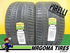 2 New 205 55 16 Pirelli Cinturato P7 Rft All Season Tires Run Flat 91w 2055516
