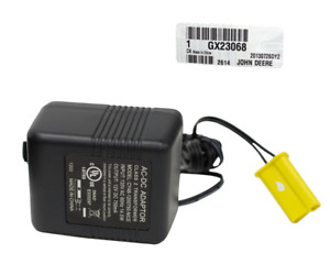 John Deere Original Equipment Battery Charger gx23068