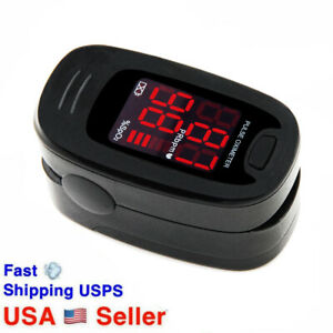 24hrs Record Fingertip Pulse Oximeter Spo2 Monitor Blood Oxygen Pc Software