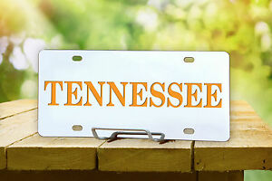 Custom Tennessee License Plate Customplatesandhitch com