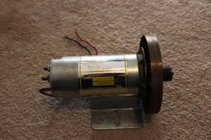 Permanent Magnet Dc Motor 1 Hp 90v 90 Volts Cpm 048 Weslo Inc Wind Turbine