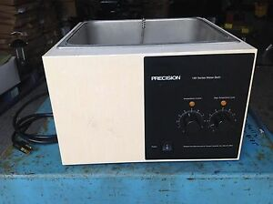 Precision 180 Heated Hot Water Bath 66551 No Lid