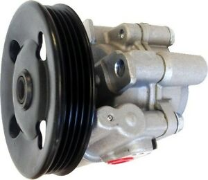 Power Steering Pump W Pulley 00 06 Tundra 8 Cyl 00 03 Toyota Sequoia