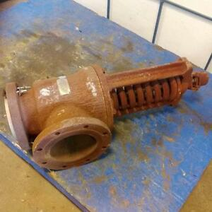 Teledyne Farris Engineering Relief Valve Type 2575b Size 6r8
