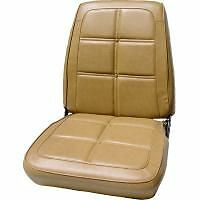 1969 Dodge Charger Black Leather Seat Covers Legendary