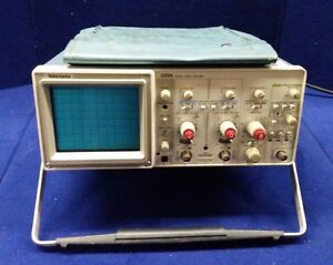 Tektronix 2213a 60 Mhz Ct Analog Portable Oscilloscope Scope