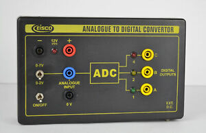 Analog To Digital Convertor Demonstration Tool Eisco Labs