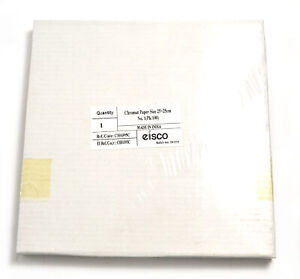Chromatography Filter Paper Sheet 25cm X 25cm 9 84 X 9 84 Pack Of 100