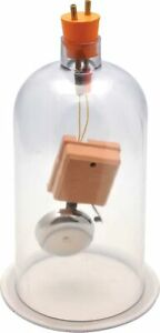 Eisco Labs Bell In Vacuum Jar Acrylic 4 6v Dc