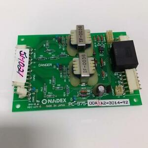 Nadex Printed Circuit Board Pc 975 00a