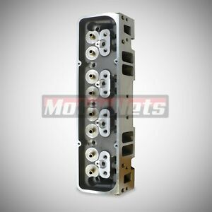 Small Block Chevy Sbc 327 350 64cc 205cc Aluminum Bare Cylinder Head