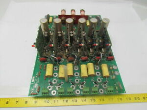 Square D D52011 005 50 Power Interface Circuit Board Pcb W 6 Add On Boards