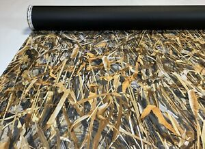 20 Yards 1000d Seat Cover Fabric Auto Cordura True Timber Flooded Timber 60 wide