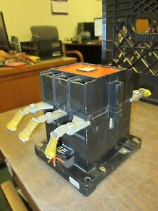 Asea Size 3 Contactor Eh 100 120v Coil 105a 600v Used