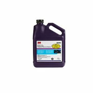 3m 06095 Perfect it Ex Machine Polish 1 Gallon