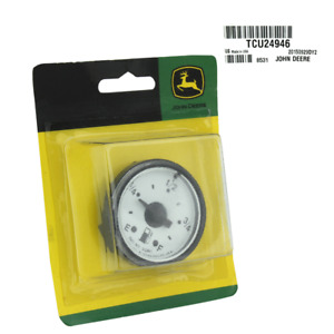 John Deere Original Equipment Fuel Gauge tcu24946