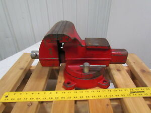 Wilton 648 8 Swivel Base Utlity Workshop Vise Opens To 7 1 2 Usa