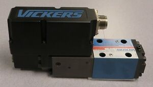 Vickers Proportional Valve M n Kbsdg4v3 96l 40 Pe7 H7 10 Assembly No 2333476