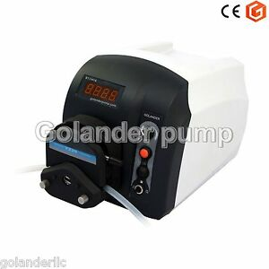 Bt101s Variable Speed Peristaltic Pump With Yz15 Pump Head