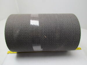 1 Ply Friction Coated Woven Black Conveyor Belt 60 x17 x 0 104