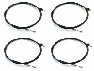 4 Snow Plow Joystick Control Cable New Style For Buyers Sam 1313010 Blade