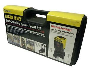 New Titan 15150 Self leveling Laser Level Kit