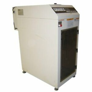 Used Gradex 2000 Particle Size Analyzer Model G203 sm1