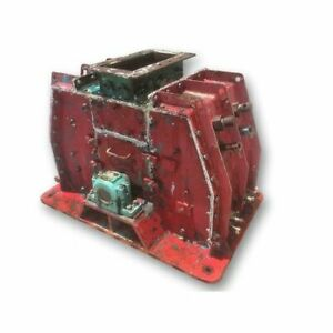 Used Hammer Mill Crusher 30 X 18