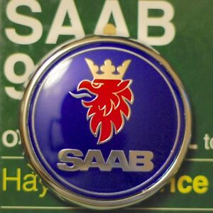 Saab 9 3 Sedan 2008 2011 Trunk Badge