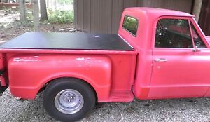 1954 87 Chevy C10 Stepside 6 Short Bed Hatch Style Tonneau By Craftec Covers