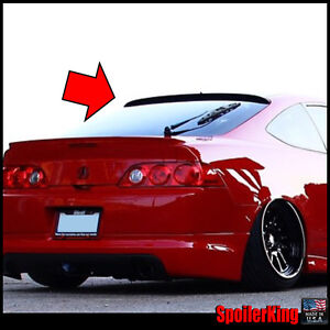 Rear Roof Spoiler Window Wing fits Acura Rsx Dc5 2002 06 Spoilerking 284r