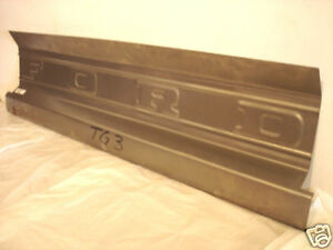 Ford Pickup Tailgate Outer Bottom Patch Panel 1967 1972 Schott