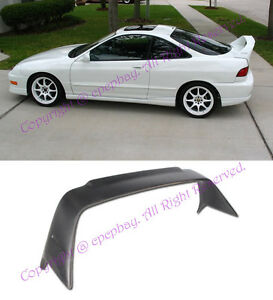 Fit 94 01 Acura 2dr Integra Dc2 Jdm Mugen Gen 1 Style Abs Spoiler Wing