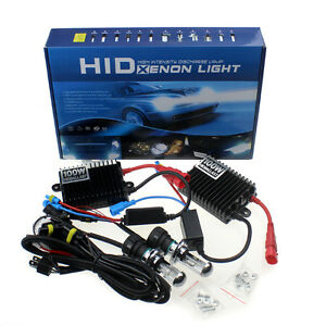 75w 100w Car Truck Hid Xenon Bulb Ballast Headlight Kit H1 H3 H11 H7 9005 9006