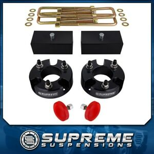 3 Front 1 5 Rear Lift Level Kit Uca Stops Pro For 05 2018 Nissan Frontier B