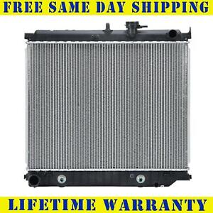 Radiator For 2004 2012 Gmc Canyon Chevy Colorado 2 8l 3 5l 3 7l Free Shipping