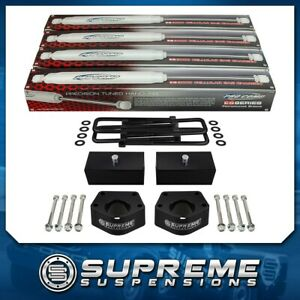 2 5 Front 2 Rear Lift Kit W 4x Procomp Shocks For 86 95 Toyota Ifs Pickup 4wd