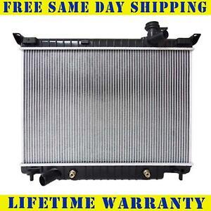 Radiator For 2002 2009 Chevy Trailblazer 4 2 Gmc Envoy 4 2 Isuzu Ascender 4 2
