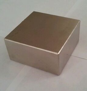Large Neodymium Block Magnet 50x50x25 Mm Rare Earth Magnets Super Ndfeb Magnet