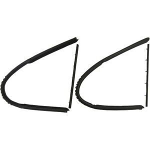 1942 1948 Buick 1942 1947 Cadillac Series 62 2dr Club Cps Vent Window Seal Kit