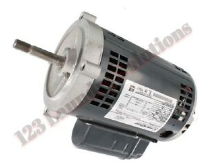 Ipso dryer Blower Motor 208 240v 60 1 t45 70297901p