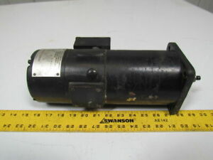 Rover magnetic 21033 Dc Servo Motor From Rover Cnc Router 3000 Rpm Max Biesse